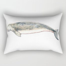 Dugong Rectangular Pillow