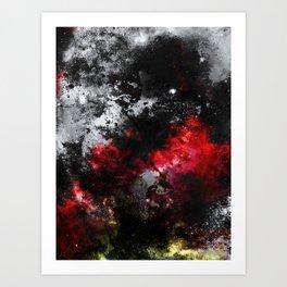 β Centauri I Art Print