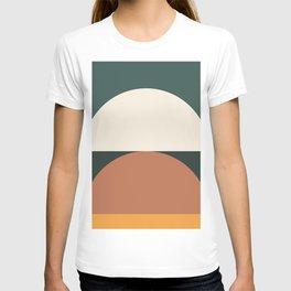 Abstract Geometric 01E T-shirt
