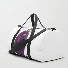 Count Dracula Duffle Bag