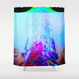 Eve of Revolutions Shower Curtain
