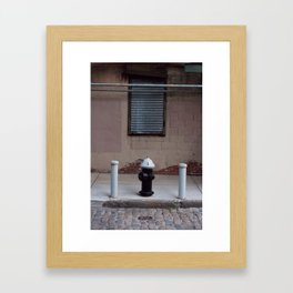 Hydrated Framed Art Print