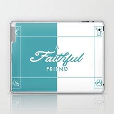 Faithful Laptop & iPad Skin