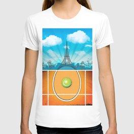 Paris Tennis T-shirt