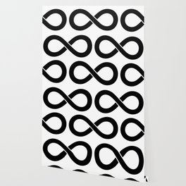 Black Infinity Wallpaper