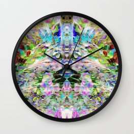 Adam and Eve Wall Clock
