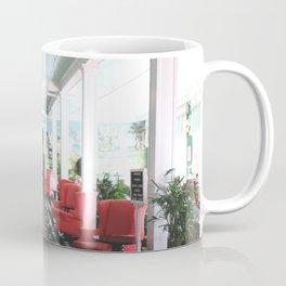 inside the Grand Hotel Coffee Mug