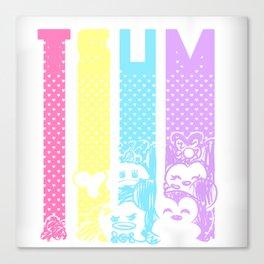 Tsum Canvas Print