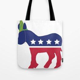 Wheres the Party at Democrat Tote Bag