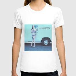 Ice Cream Popcicle Chola T-shirt