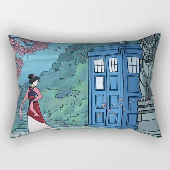 Cannot Hide Who I am Inside Rectangular Pillow