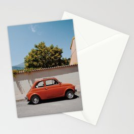 Speed Racer Stationery Cards