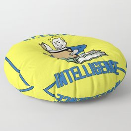 Intelligence S.P.E.C.I.A.L. Fallout 4 Floor Pillow