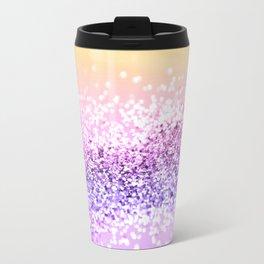 Unicorn Girls Glitter #12 #shiny #decor #art #society6 Travel Mug