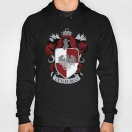"University of Chicago ""House"" Hogwarts Crest Hoody"