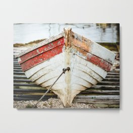 Mill Cove Tuna flat Metal Print