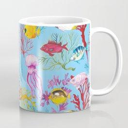 Coral Reef - All Together Water Coffee Mug