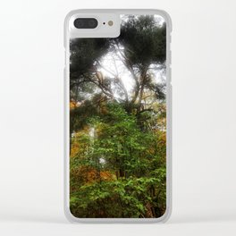 Brightly Clear iPhone Case