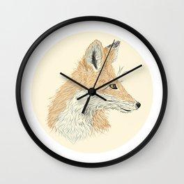 Caught & Framed Wall Clock