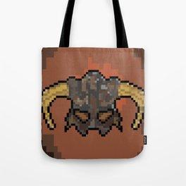 Skyrim Dragonborn Tote Bag