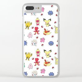 Dittomon Clear iPhone Case
