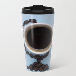 Coffee world Metal Travel Mug