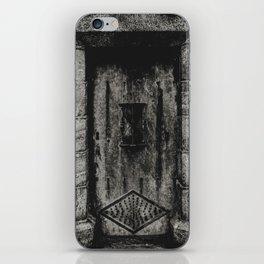 Time Tombs iPhone Skin