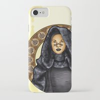 jedi iPhone & iPod Cases featuring Barris jedi by Miguel Angel Carroza
