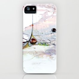 Fossils 49 iPhone Case