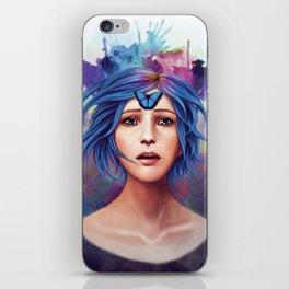 Always take the shot - Life is Strange Fanart iPhone Skin