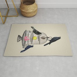 Keeper Crows Rug