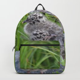 Triplets - Baby Seagulls Backpack