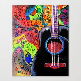 """Electrical Chord"" Canvas Print"
