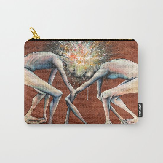The Conjoined Collision Culmination Carry-All Pouch