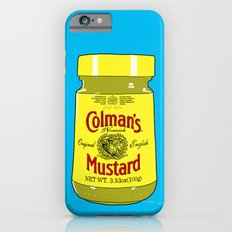 Proper Mustard iPhone 6s Slim Case
