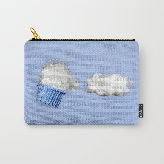 The cloud harvester Carry-All Pouch