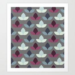 pattern - april/13 Art Print