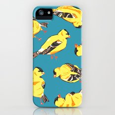 Goldfinches Slim Case iPhone (5, 5s)