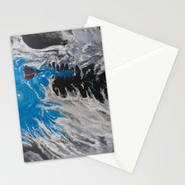 The devil of Venus Stationery Cards