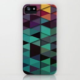 Flames Of Love iPhone Case