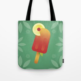 Bahama Mama Ice Pop Tote Bag