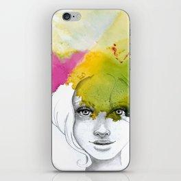 Colour-osity iPhone Skin