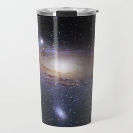 Andromeda Galaxy Travel Mug