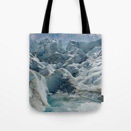 Glaciar Petiro Moreno Tote Bag