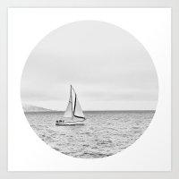 sail Art Prints featuring Sail by Colin Jorgen Van Zandbergen
