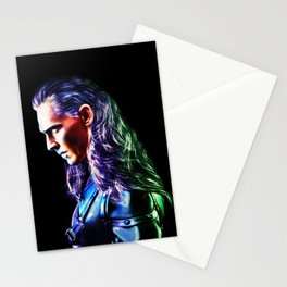 Loki - A Study In Perfection III Version Two Stationery Cards