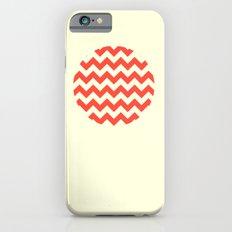 Chevron Full Circle Slim Case iPhone 6s