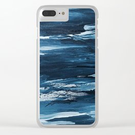 Water Bender Clear iPhone Case