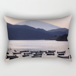 Lonely after Dark (Japan) Rectangular Pillow
