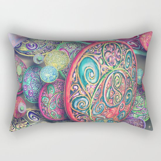 Spinner Rectangular Pillow